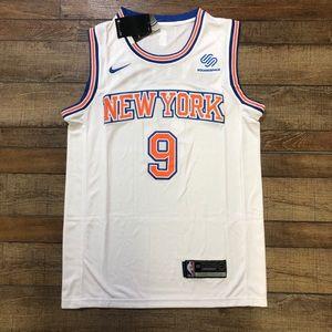 NWT RJ Barrett New York Knicks NBA Jersey Medium
